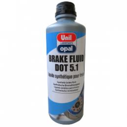 BRAKE FLUID DOT 5.1 - 500ML