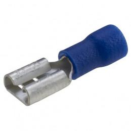 COSSE FEMELLE PLATE 6.3 0.8 mm