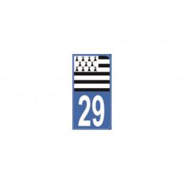 AUTOCOLLANT DEPARTEMENT 26