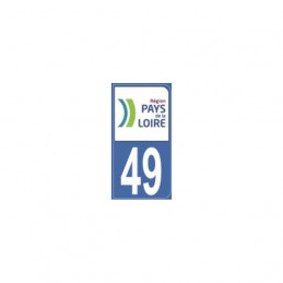 AUTOCOLLANT DEPARTEMENT 47