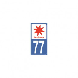 AUTOCOLLANT DEPARTEMENT 74...