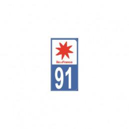 AUTOCOLLANT DEPARTEMENT 88