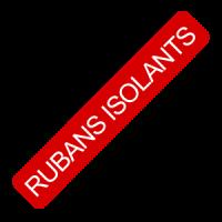 Rubans isolants adhésifs