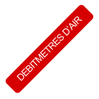 Débitmètres d'air