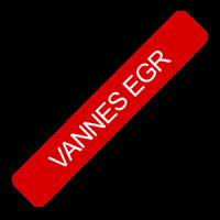 Vannes EGR