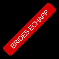 Brides échapp.